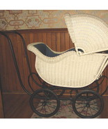 1910-20 SUPER Signed Heywood Wakefield Wicker C... - $1,495.00