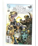 2 Comic lot - War That Time Forgot # 1 & 2 (2008) - $3.95
