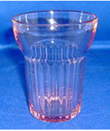 Vintage Pink Depression Glass 5 Assorted Tumble... - $49.99