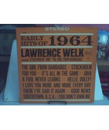 VINTAGE RECORD LAWRENCE WELK EARLY HITS OF 1964