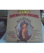 VINTAGE RECORD DAWN'S NEW RAGTIME FOLLIES TONY ORLANDO