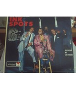 VINTAGE RECORD THE SENSATIONAL INK SPOTS