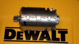 DeWalt 18V motor& pinion, DC988-DW988-DC989-DW9... - $37.85