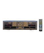 RSQ Multi Format Dual Drawer Karaoke Player wit... - $299.00