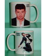 Robin Thicke 2 Photo Designer Collectible Mug  - $14.95