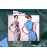 1950s Town Cocktail Dress Pattern Butterick Sex... - $19.00