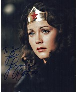 8 x 10 Autographed Photo of Lynda Carter RP - $4.00