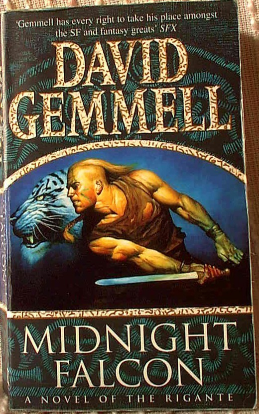 MIDNIGHT FALCON, David Gemmell, UK pb 2000
