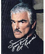 8 x 10 Autographed Photo of Burt Reynolds RP - $7.00