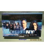 CSI NEW YORK #1 Trading Cards,  Factory Sealed BOX - $81.99