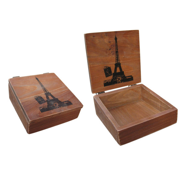 Z6828 Eiffel Tower Storage Box