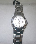 Ladies Bulova Accutron 26R13 Diamond Stainless ... - $199.00