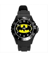 NEW* HOT BATMAN Unisex Black Round Sport Wrist ... - $18.95