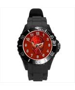 NEW* HOT SPIDERMAN FACE Unisex Black Round Spor... - $18.95