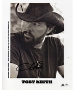 8 X 10 Color Autographed Photo of Toby Keith RP - $8.00