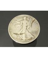 1940 Walking Liberty Half Dollar Coin 90% Silver - $40.00