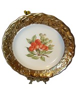 Decorative Plate 10 Inch Collectors With 22K Go... - $9.95