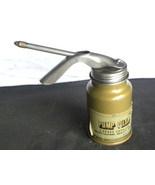 Vintage Oil Pump Can WPI Five Ounce Japan - $12.00