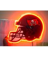 NFL TAMPA BAY BUCCANEERS FOOTBALL BEER NEON LIG... - $89.00