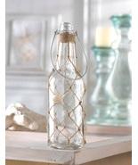 Tropical Beach Glass Bottle - $7.50
