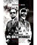 MR UNTOUCHABLE Movie Poster NICKY BARNES 2' x 3... - $199.99