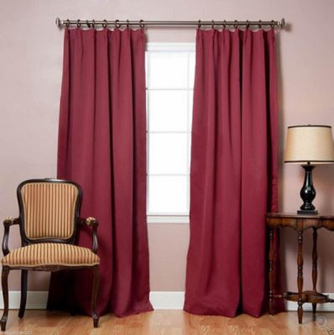 curtains insulated treatments patio door livingroom decor curtains