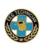 EEG Technician Pin Graduation Recognition Lapel... - $12.57