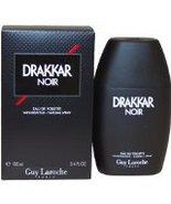 DRAKKAR NOIR by Guy Laroche Men Eau De Toilette... - $33.00