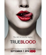 TRUE BLOOD Original Poster * ANNA PAQUIN * HBO ... - $149.00