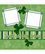 Luck of the Irish ~ Digital Scrapbookng Quick P... - $3.00
