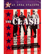 THE CLASH * Live At Shea Stadium * Music Poster... - $60.00