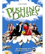PUSHING DAISIES Original Poster LEE PACE & ANNA... - $60.00