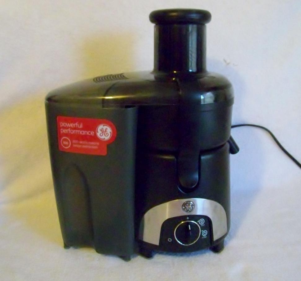 General Electric Juicer ~ Ge watt juice extractor electric juicer general