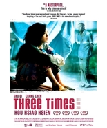 Hou Hsiao-hsien's THREE TIMES Movie Poster SHU ... - $199.99