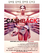 CASHBACK Movie Poster * IRENE BAGACH * 2' x 3' ... - $60.00
