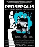 Satrapi's PERSEPOLIS Movie Poster 27