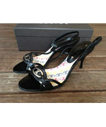 NIB Celine Sling Back Heels Sandals in Calfskin... - $226.00