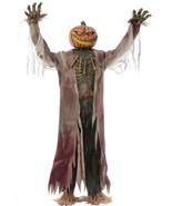 Giant 7 Foot Pumpkin King Animated Halloween Prop - $257.39