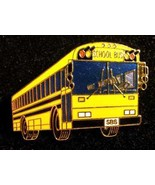 Thomas School Bus  Pin - ER / HDX - $5.50