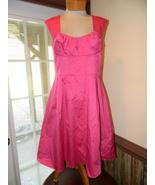 Calvin Klein size 12 Pink Sleeveless Dress Poly... - $29.99