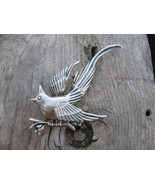 Casa Prieto Brooch Mexico Sterling Silver Art D... - $175.00