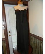The Limited size Medium Brown Maxi Dress New wi... - $29.99