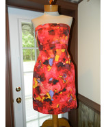 New York & Company size 10 summer strapless dre... - $19.99