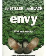 Envy DVD Ben Stiller Jack Black Christopher Walken - $8.98