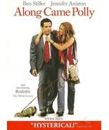 Along Came Polly DVD Jennifer Aniston Ben Stiller - $8.98