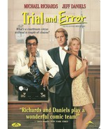Trial And Error DVD Jeff Daniels Charlize Thero... - $8.98