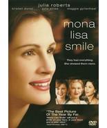 Mona Lisa Smile DVD Julia Roberts Kirsten Dunst - $8.98