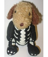 Old Navy Skeleton Puppy Dog Plush Stuffed Anima... - $14.99