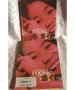 Silver Burdett MUSIC Grade 4, Text and Teacher'... - $12.00