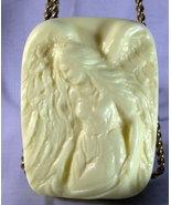 Coriander Bergamot Guardian Angel Soap with Emu... - $4.99